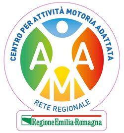 Logo delle Palestre per Attività Motoria Adattata (AMA)